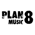 Plan 8 Library Logo